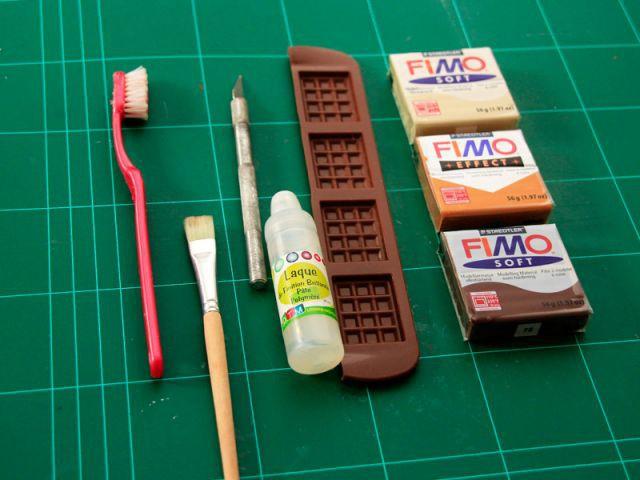 Le modelage avec la pâte Fimo - Les Ateliers de Mireia