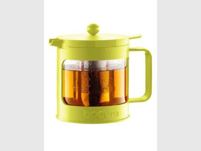 Autour du thé - Piston - Autour du thé