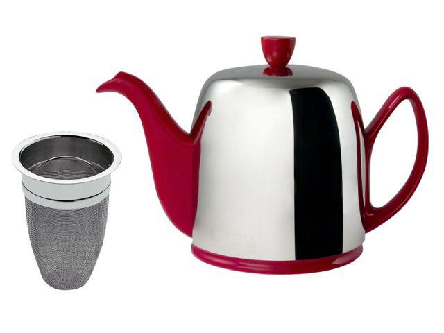 Autour du thé - Cloche en feutrine - Autour du thé