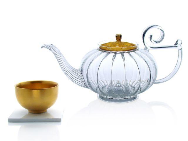 Autour du thé - Théière en verre - Autour du thé