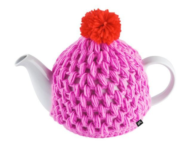 Autour du thé - Bonnet à théière - Autour du thé