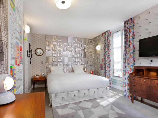 Suite - Chambre - Hôtel Le Crayon