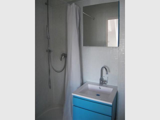 Salle de bains - Après - Mon Petit Appart