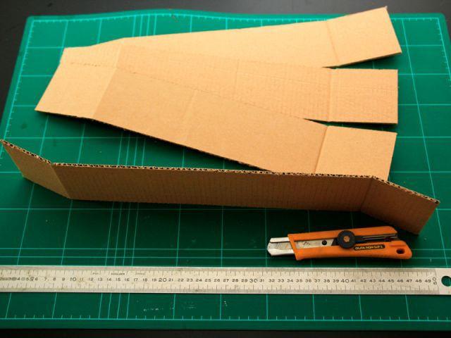 Découper les traverses 2/2 - Les Ateliers de Mireia