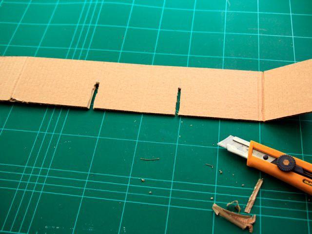 Créer des encoches - Les Ateliers de Mireia