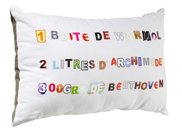 Coussin - But