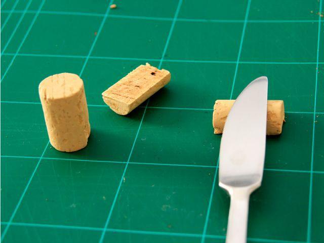 Le porte-couteau - Les Ateliers de Mireia