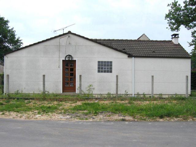 Avant la rénovation - Pignon - Avant/après rénovation Thermorenov