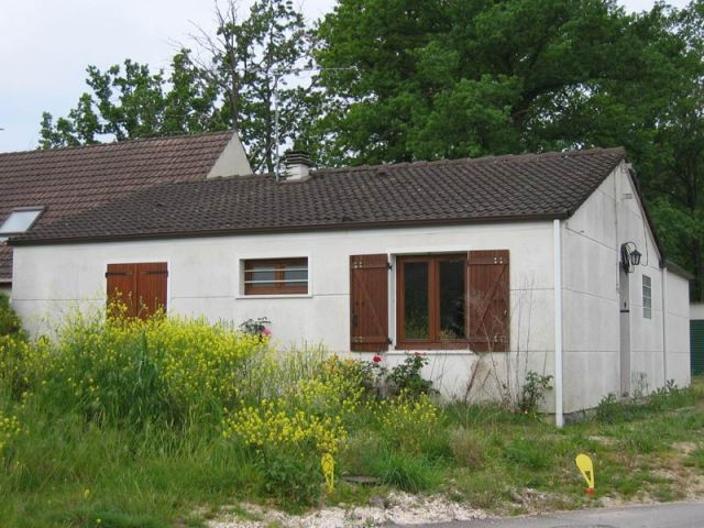 Avant la rénovation - Façade - Avant/après rénovation Thermorenov