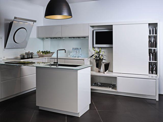 Ambiance futuriste - 10 cuisines, 10 ambiances