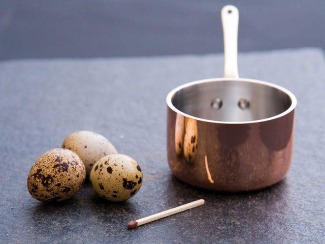 Casseroles - Cuisine trop petite