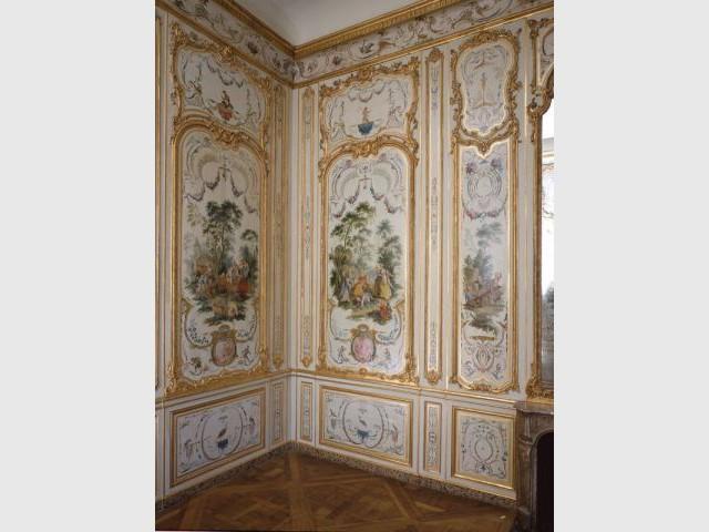 Hôtels particuliers parisiens - Hôtel de Rohan - Exposition Hôtels particuliers parisiens