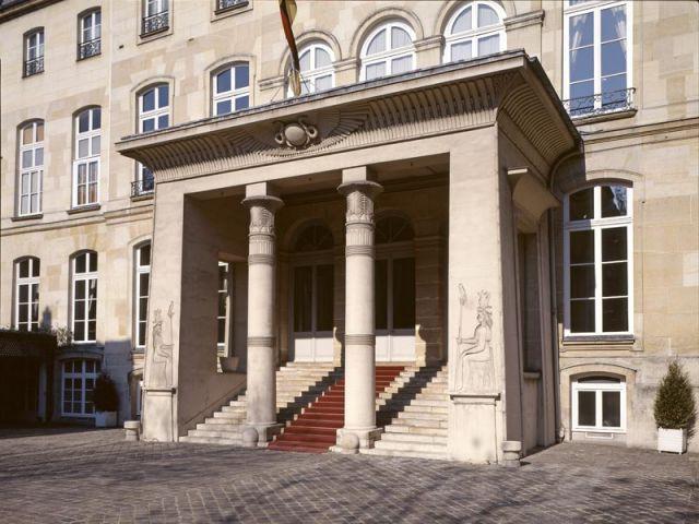 Hôtels particuliers parisiens - Hôtel de Beauharnais - Exposition Hôtels particuliers parisiens