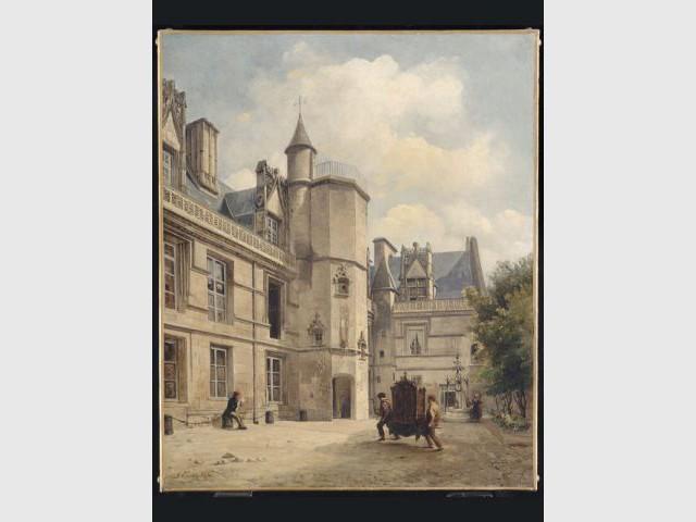 Hôtels particuliers parisiens - Hôtel de Cluny - Exposition Hôtels particuliers parisiens