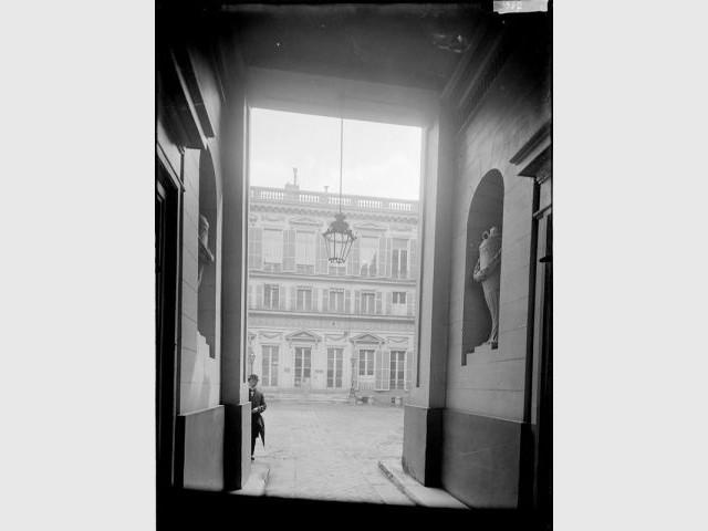 Hôtels particuliers parisiens - Hôtel Titon - Exposition Hôtels particuliers parisiens
