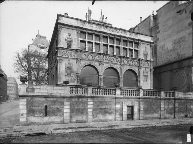 Hôtels particuliers parisiens - Maison de François Ier - Exposition Hôtels particuliers parisiens