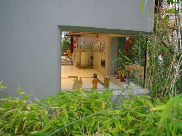 Ouvertures horizontales - Reportage maison verrière