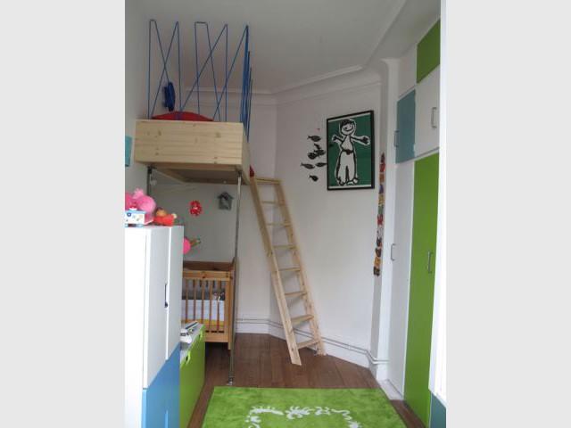 50 m2 optimisés pour une famillle (suite) - Agence Rew