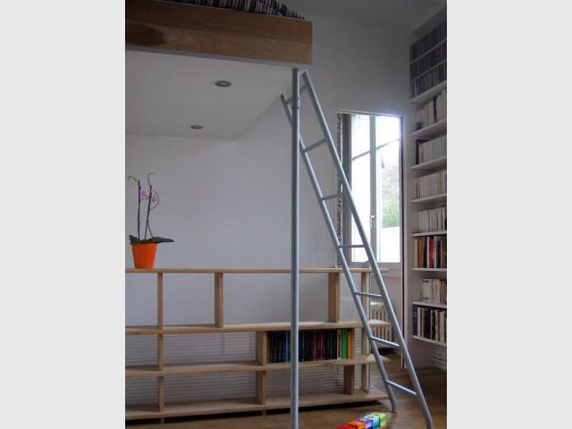 Salon après - Agence Rew