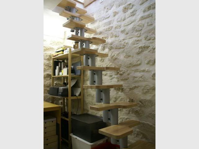 Escalier - Agence Rew
