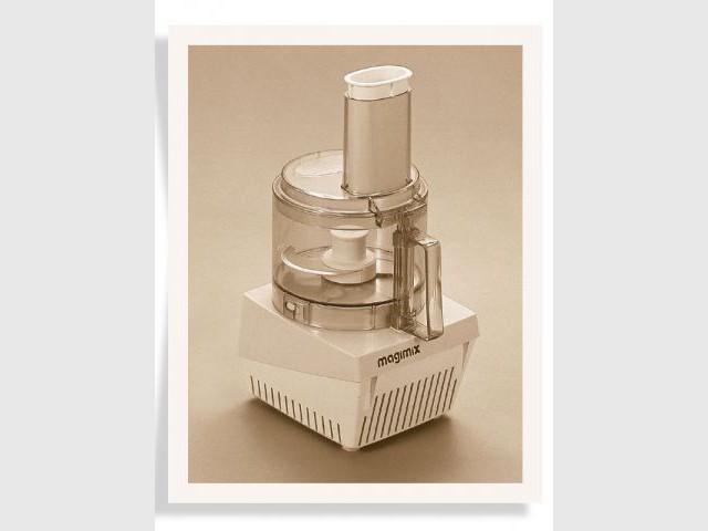 Le 1er robot multifonction - Magimix