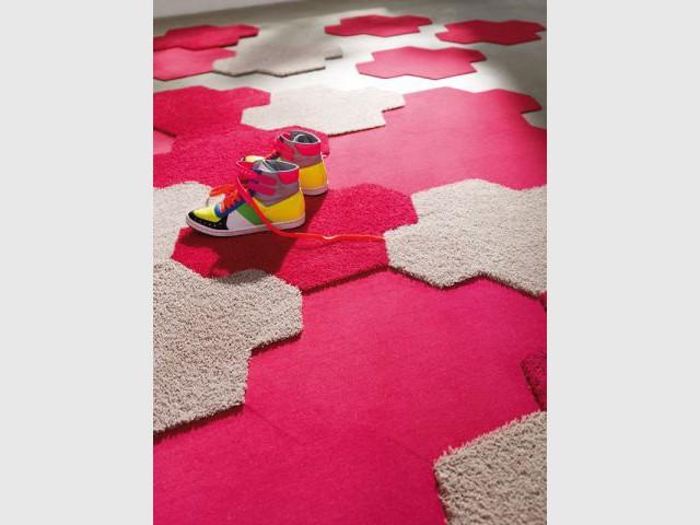 Les dalles textiles  - Vorwerk
