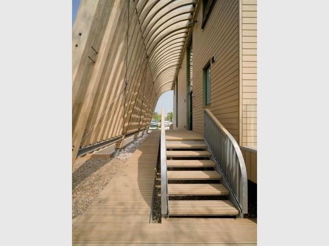Trois questions aux architectes du projet - Maison Haven
