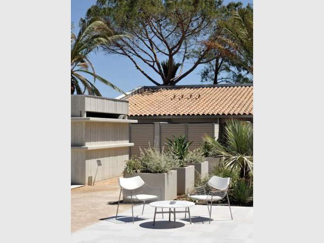 Des chambres spacieuses et ouvertes sur la nature - Hôtel Sezz Saint-Tropez
