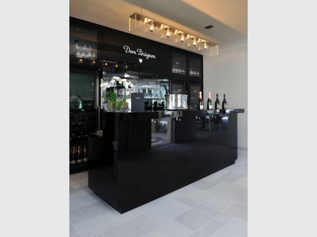 Hôtel Sezz Saint-Tropez - Bar - Hôtel Sezz Saint-Tropez