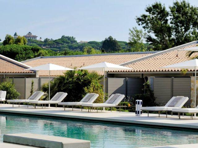 Hôtel Sezz Saint-Tropez - Piscine extérieure - Hôtel Sezz Saint-Tropez