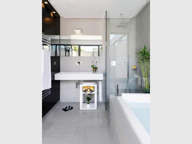 Hôtel Sezz Saint-Tropez - Salle de bains - Hôtel Sezz Saint-Tropez