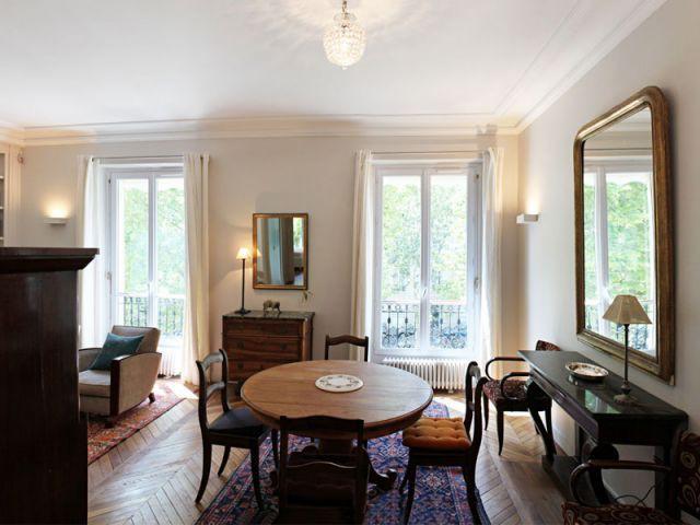 Salon après - Feld Architecture