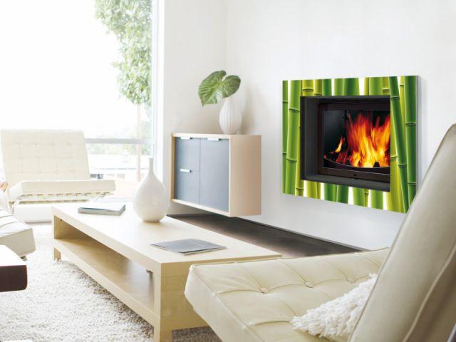 Chauffage design tendance 2011 - Cheminée personnalisable - Chauffage design tendance 2011