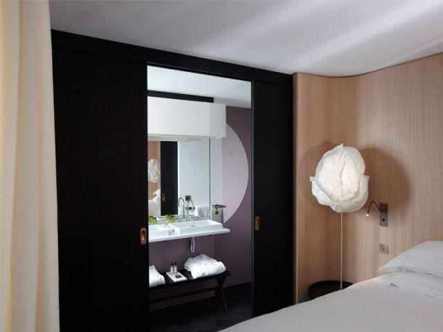 Salle de bain - Hôtel du Ministère