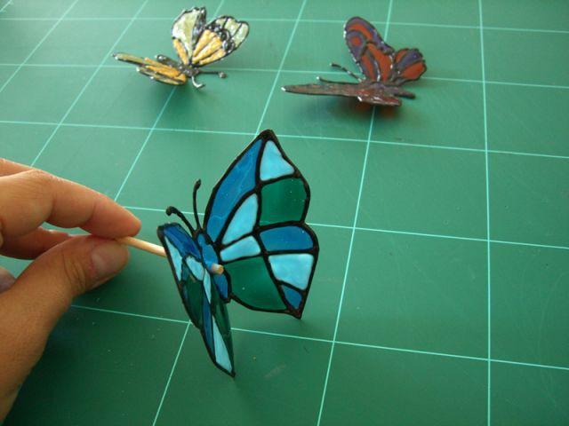 Percer les papillons 2/2 - Les Ateliers de Mireia