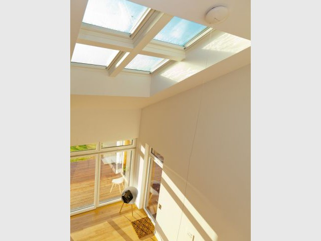 La qualité de vie mise à l'honneur - Maison Air et lumière Velux