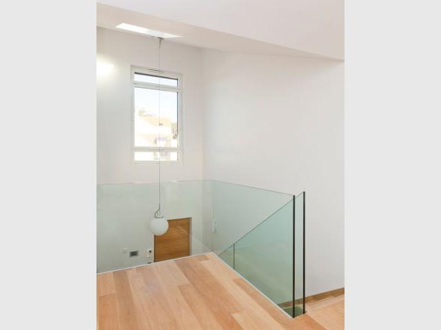 Maison Air et lumière - Escalier - Maison Air et lumière Velux