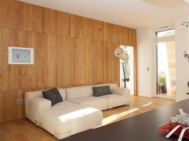 Maison Air et lumière - Salon - Maison Air et lumière Velux