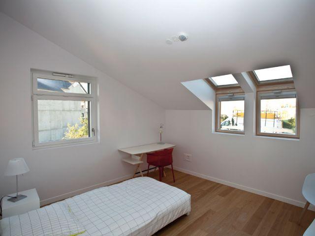 Maison Air et lumière - Chambre - Maison Air et lumière Velux