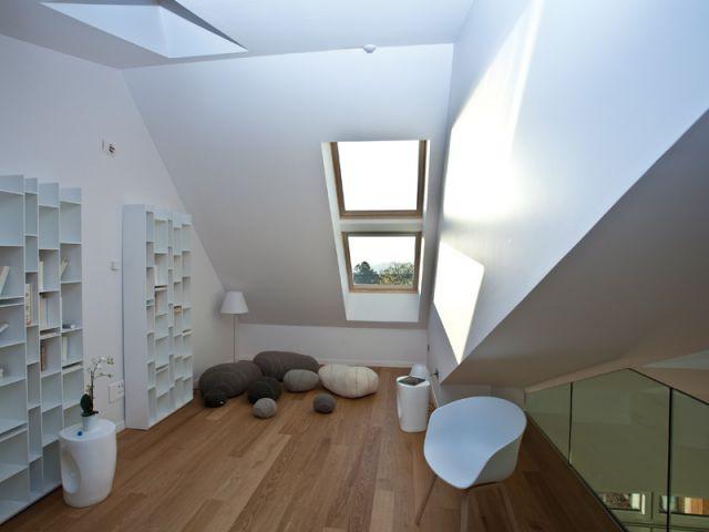 Maison Air et lumière - Pallier - Maison Air et lumière Velux