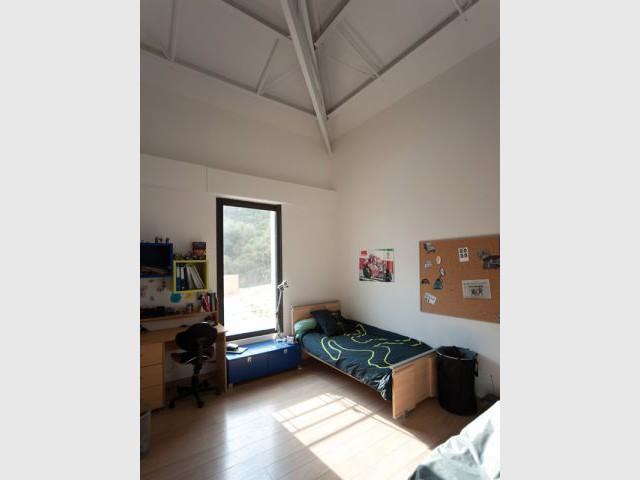 Maison acier - Chambre enfant - Maison acier Nice