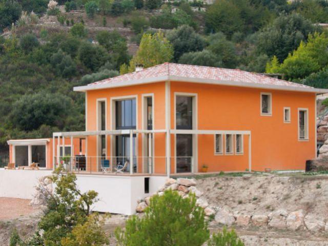 Maison acier - Vue d'ensemble - Maison acier Nice