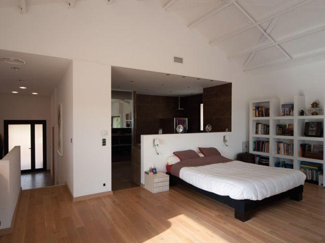 Maison acier - Suite parentale - Maison acier Nice