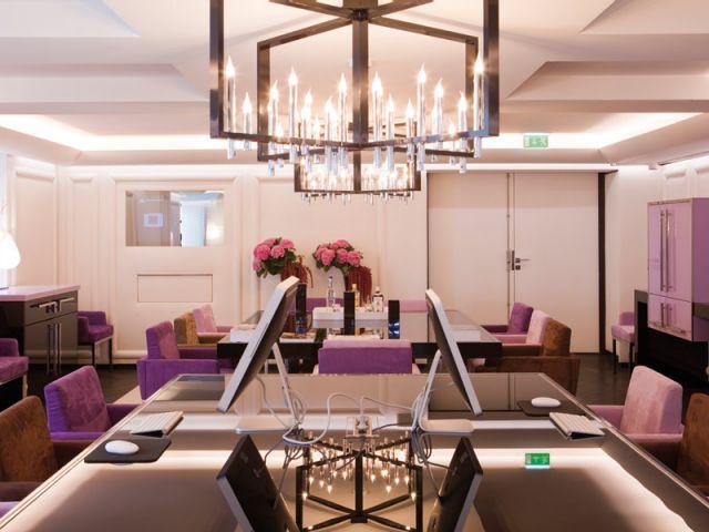 Hôtel 1835 White Palm - Cannes - En aparté Marc Hertrich Nicolas Adnet