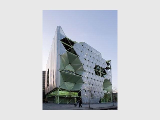 Détail - Media-TIC de Barcelone