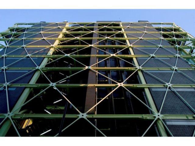 Structure - Media-TIC de Barcelone