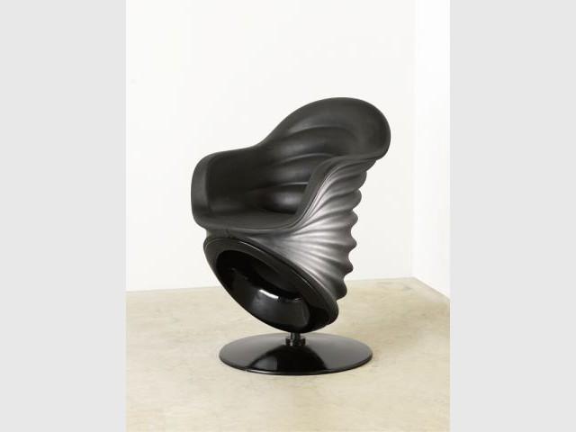 Le fauteuil Teneride - Mario Bellini - cassina