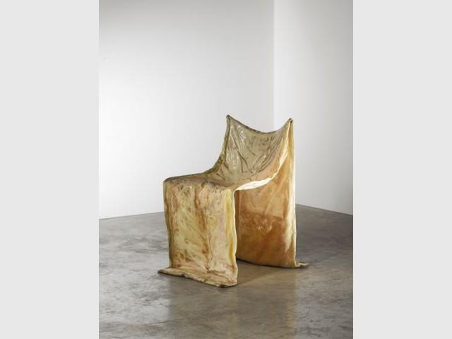La chaise Golgotha - Gaetano Pesce - cassina