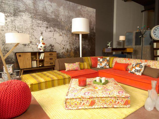 Ambiance vintage - La Maison & Co