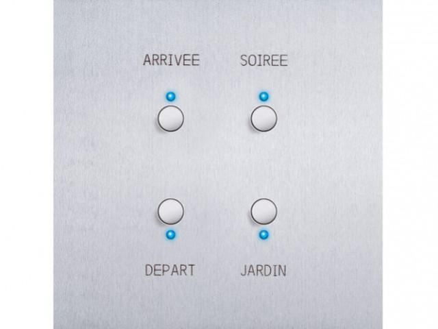Domotique - Interrupteur My Home - Sélection produits domotique